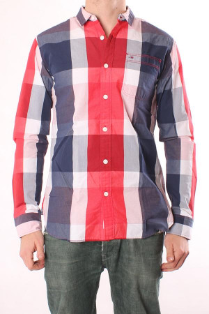 TOMMY HILFIGER Thdm 662 red big