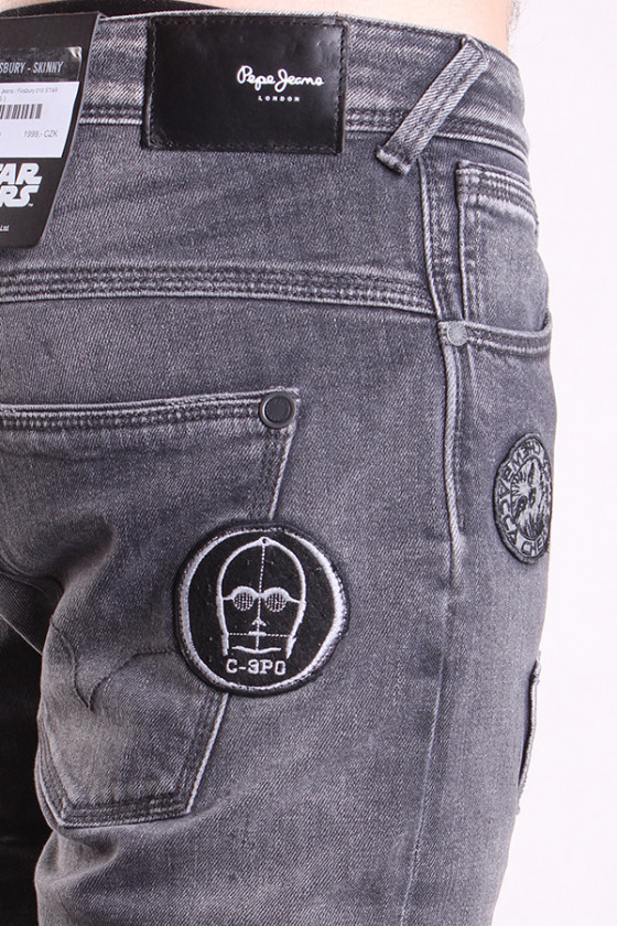 Pepe Jeans Finsbury 010 STAR WARS :)